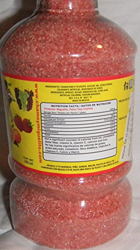 2-X-Miguelito-Chamoy-Chilito-Polvo-Mexican-Candy-Chili-Powder-2-Bottles-250g-Ea-0-0