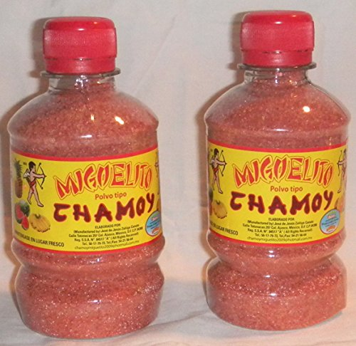 2-X-Miguelito-Chamoy-Chilito-Polvo-Mexican-Candy-Chili-Powder-2-Bottles-250g-Ea-0