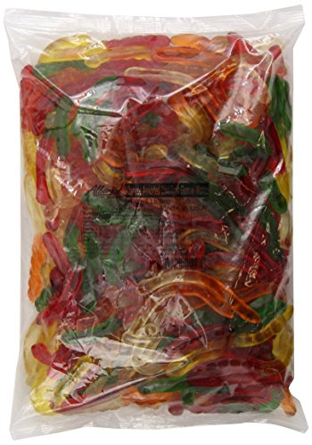 Albanese-Assorted-Mini-Fruit-Worms-2-Inch-5-Pounds-0