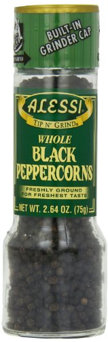Alessi-Black-Peppercorn-Grinder-264-Ounce-Pack-of-6-0