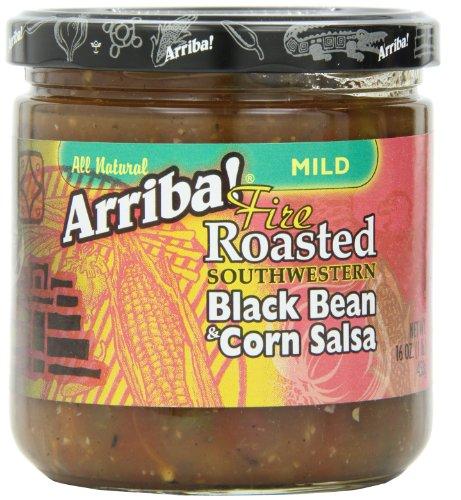Arriba-Salsa-16-Ounce-Pack-of-4-0