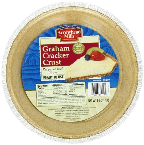 Arrowhead-Mills-Graham-Pie-Crust-6-Ounce-Pack-of-24-0