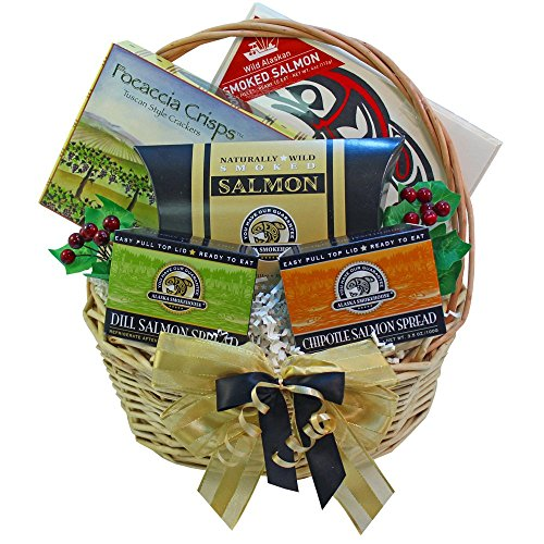 Art-of-Appreciation-Gift-Baskets-Classic-Smoked-Salmon-Seafood-Basket-0