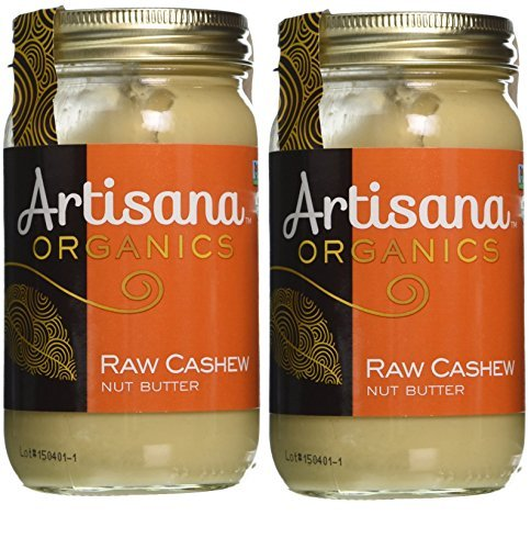 Artisana-Organic-Raw-Cashew-Butter-14-oz-Pack-of-3-0