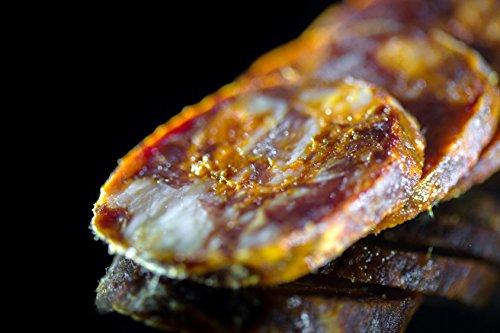 Artisanal-Chorizo-100-Ibrico-De-Bellota-Gourmet-Dry-cured-Acorn-fed-100-Ibrico-Chorizo-0-0