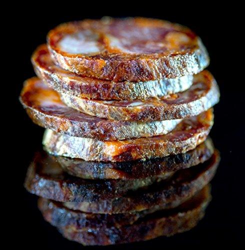 Artisanal-Chorizo-100-Ibrico-De-Bellota-Gourmet-Dry-cured-Acorn-fed-100-Ibrico-Chorizo-0-1