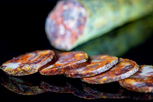 Artisanal-Chorizo-100-Ibrico-De-Bellota-Gourmet-Dry-cured-Acorn-fed-100-Ibrico-Chorizo-0