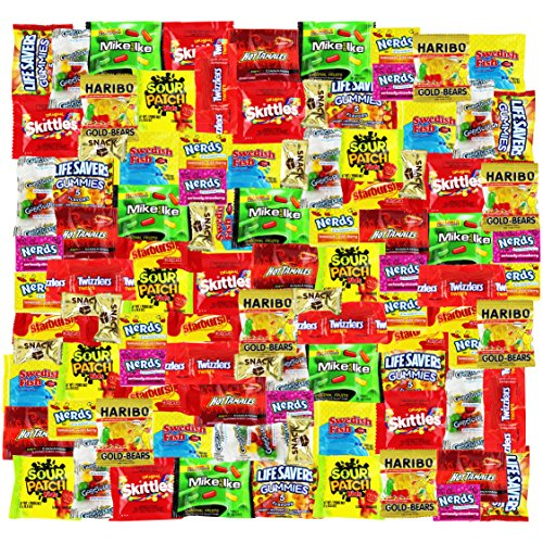 Assorted-Candy-Party-Mix-90-oz-Bulk-Twizzlers-Nerds-Swedish-Fish-Sour-Patch-Skittles-Starburst-Mike-And-Ike-Gummies-and-Much-More-of-Your-Favorite-Candy-Over-200-Individually-Wrapped-Candy-0-1