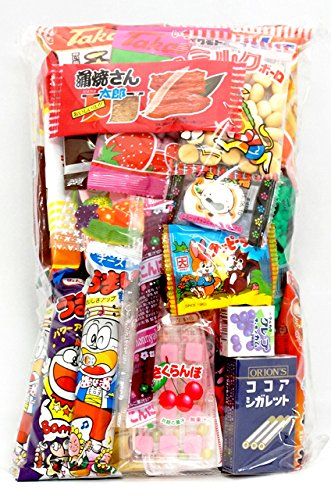 Assorted-Japanese-Junk-Food-Snack-Dagashi-Economical-34-Packs-of-27-Types-0