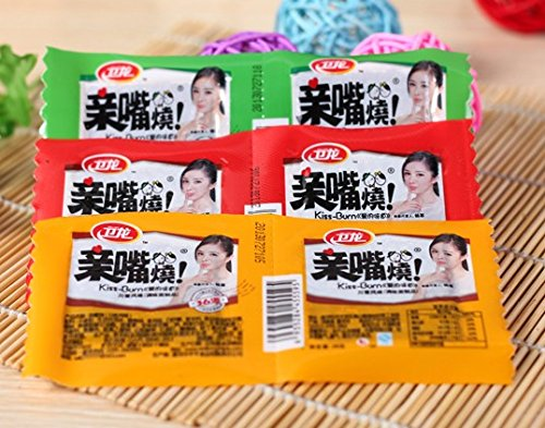 Assorted-Three-Flavors-Qin-Zui-Shao-Spicy-Slice-30-PacksWEI-LONG-Latiao-0