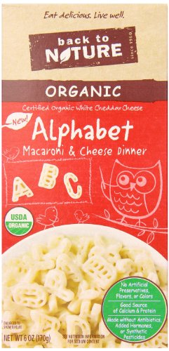 Back-To-Nature-Organic-Macaroni-6-Ounce-Pack-of-12-0