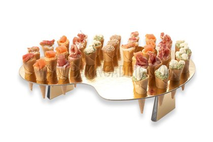 Baking-Addict-35-Hole-Cardboard-Palette-Holder-Rack-Display-Stand-for-Mini-Ice-Cream-Cones-Gold-0-0
