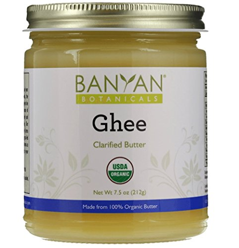 Banyan-Botanicals-Ghee-Certified-Organic-75-oz-The-essence-of-milk-From-grass-fed-cows-Nourishing-to-tissues-0