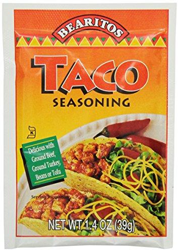 Bearitos-Taco-Seasoning-14-Ounce-Pack-of-12-0