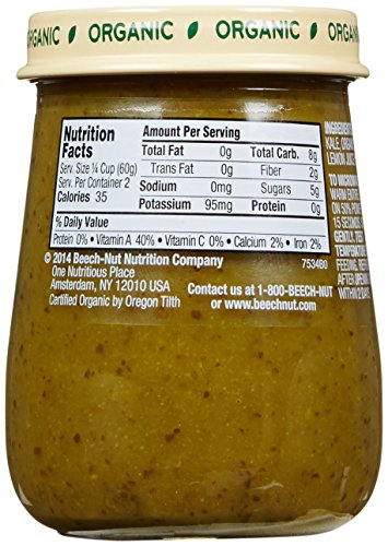 Beech-Nut-Just-Organic-Stage-2-Purees-Pear-Kale-Cucumber-425-Oz-10-pk-0-1