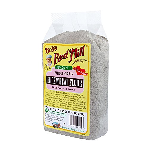 Bobs-Red-Mill-Organic-Buckwheat-Flour-22-Ounce-Pack-of-4-0