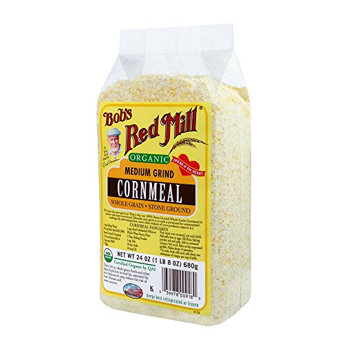Bobs-Red-Mill-Organic-Cornmeal-Medium-24-Ounce-Pack-of-4-0