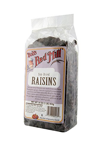 Bobs-Red-Mill-Sun-Dried-Raisins-Unsulphured-16-Ounce-Pack-of-4-0
