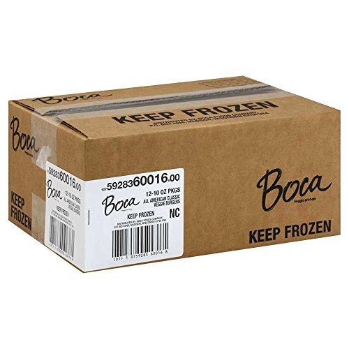 Boca-Foods-All-American-Classic-Veggie-Burger-10-Ounce-12-per-case-0