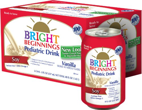 Bright-Beginnings-Soy-Pediatric-Nutritional-Drink-Vanilla-8oz-Cans-6-Count-Pack-of-4-0
