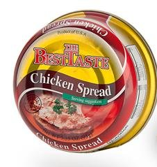 Brother-and-Sister-The-Best-Taste-Chicken-Spread-335-Ounce-Pack-of-48-0