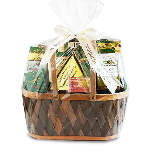 California-Delicious-Gift-Basket-Heartfelt-Thoughts-Sympathy-0-0