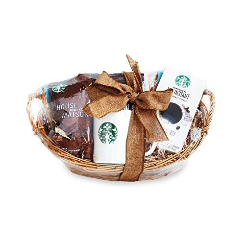 California-Delicious-Starbucks-Daybreak-Gourmet-Coffee-Gift-Basket-0-0