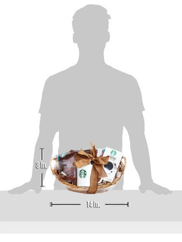 California-Delicious-Starbucks-Daybreak-Gourmet-Coffee-Gift-Basket-0-1