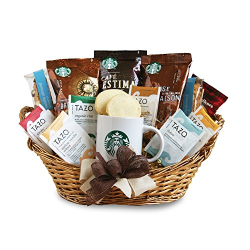 California-Delicious-Starbucks-Daybreak-Gourmet-Coffee-Gift-Basket-0