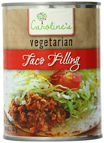 Carolines-Vege-Taco-Filling-20-Ounce-Pack-of-12-0