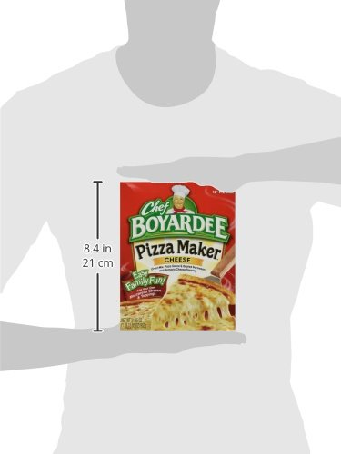 Chef-Boyardee-Cheese-Pizza-Kit-Makes-2-Pizzas-3185oz-Box-Pack-of-4-0