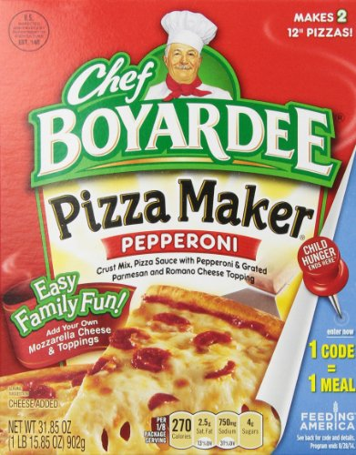 Chef-Boyardee-Pepperoni-Pizza-Maker-Kit-3185-Ounce-Pack-of-6-0
