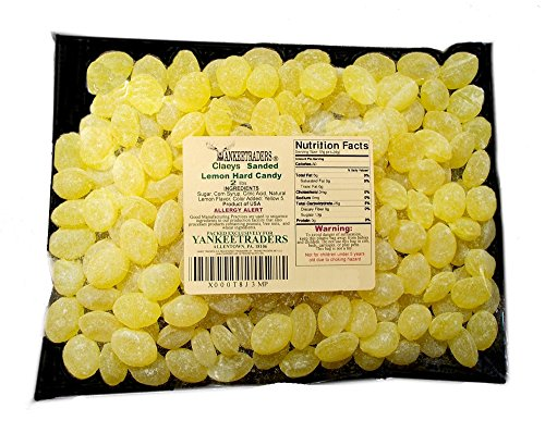 Claeys-Lemon-Sanded-Candy-Drops-Old-Fashioned-2-Pound-0