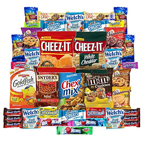 Cookies-Chips-Candies-Care-Package-Variety-Pack-Bundle-Assortment-Bulk-Sampler-40-Count-0