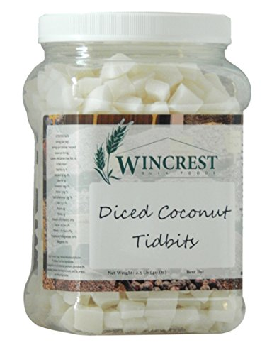 Diced-Coconut-Tidbits-15mm-25-Lb-Economy-Size-Tub-0