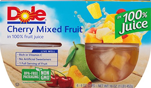Dole-Fruit-Bowls-Cherry-Mixed-Fruit-in-100-Fruit-Juice-4-Ounce-4-Cups-Pack-of-6-0