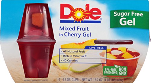 Dole-Mixed-Fruit-in-Cherry-Gel-4-Count-4-Ounce-Pack-of-6-0