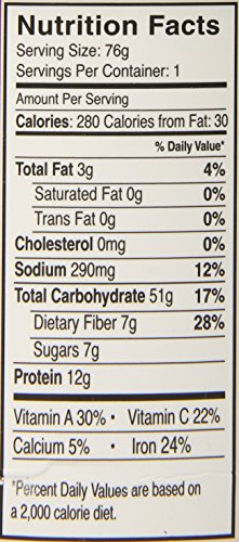 Dr-McDougalls-Right-Foods-Lower-Sodium-Bean-Quinoa-Salad-Black-26-Ounce-Pack-of-6-0-0