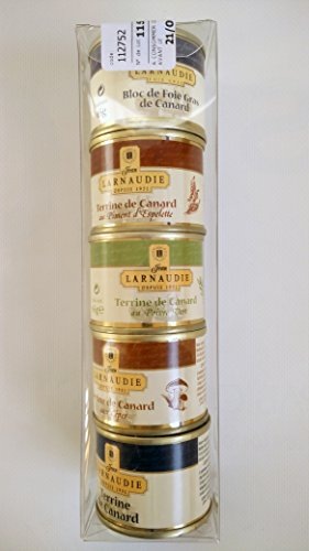 Duck-Foie-Gras-Canard-GIFT-SET-325g-Block-de-Foie-Gras-Terrine-De-Canard-Fattened-Duck-Liver-0-0