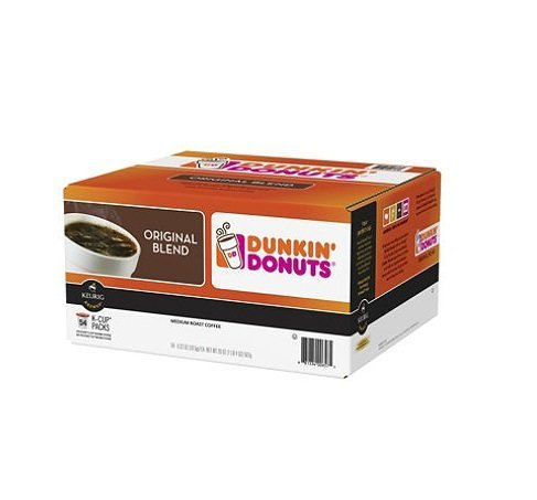 Dunkin-Donuts-K-Cups-Original-Flavor-Kcups-for-use-in-Keurig-Coffee-Brewers-51oz-0