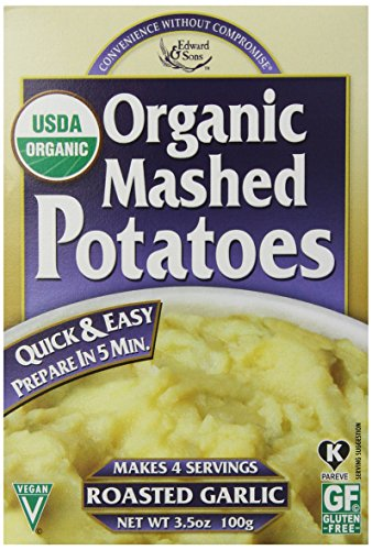 Edward-Sons-Organic-Mashed-Potatoes-Roasted-Garlic-35-Ounce-Boxes-Pack-of-6-0