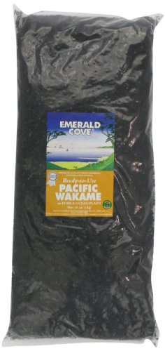 Emerald-Cove-Silver-Grade-Ready-to-Use-Pacific-Wakame-Dried-Seaweed-35-Ounce-Bag-0