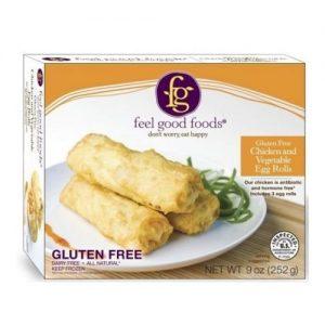 FEEL-GOOD-FOODS-Egg-Rolls-Gluten-Free-Chicken-9-Ounce-Pack-of-9-0