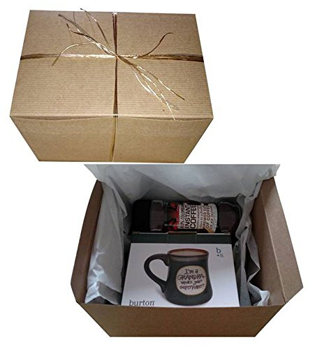 Fathers-Day-Gift-Set-Bundle-for-Grandfathers-Im-a-GRANDPA-Whats-Your-Superpower-Mug-with-Trader-Joes-100-Columbian-Instant-Coffee-0-0