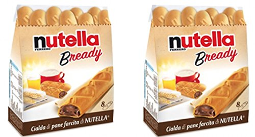 Ferrero-Nutella-B-ready-a-crisp-wafer-of-bread-in-the-form-of-mini-baguette-stuffed-with-a-creamy-Nutella-8-pieces-539-oz-153g-Pack-of-2-Italian-Import-0