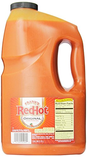 Franks-Red-Hot-Cayenne-Pepper-Sauce-Original-128-Ounce-0