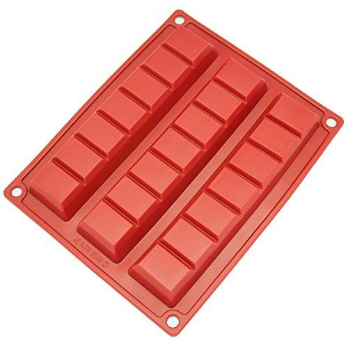 Freshware-CB-800RD-3-Cavity-Zig-Zag-Silicone-Mold-for-Making-Break-Apart-Chocolate-0