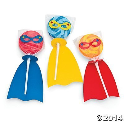 Fun-Express-Superhero-Swirl-Lollipop-Set-Makes-Pops-1-Pack-of-12-0