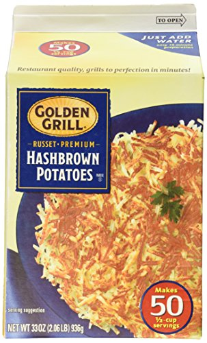 GOLDEN-GRILL-Russet-Premium-Hashbrown-Potatoes-33-oz-Makes-50-Servings-0