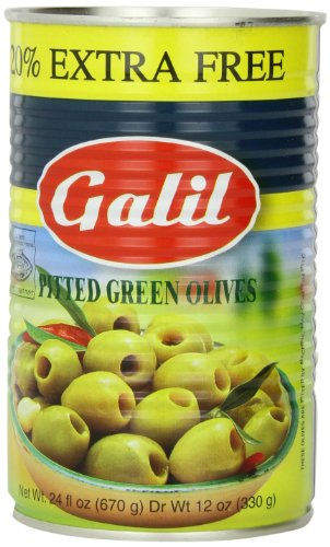 Galil-Green-Pitted-Olive-20-Extra-Value-Size-24-Ounce-Cans-Pack-of-6-0